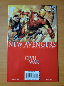 The New Avengers #25 ~ NEAR MINT NM ~ 2006 Marvel Comics