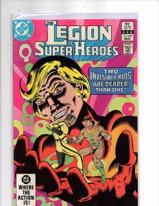 DC Comics Legion of Super-Heroes #299 Keith Giffen Story & Art