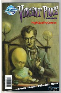 VINCENT PRICE #11, NM, Horror, BlueWater, Indy, 2008, more VP in store