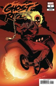 ​GHOST RIDER #1 VARIANT 1 IN 100 COPIES