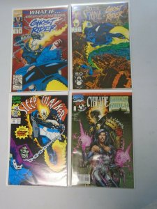lot of 4 Ghost Rider appearances 8.0 VF