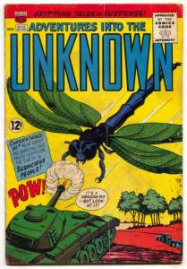 Adventures Into The Unknown #152 1964-JOHNNY CRAIG- Herbie G