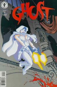 Ghost #10 VF/NM; Dark Horse | save on shipping - details inside