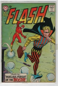Silver Age Flash Comics #142 The Trickster Appearance 1964