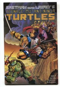 TEENAGE MUTANT NINJA TURTLES #47-1992-htf late issue NM-