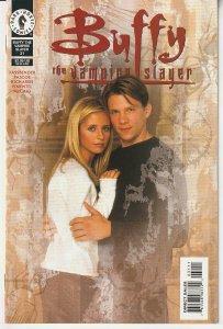 Buffy the Vampire Slayer #31 (2001)(Photo Variant)