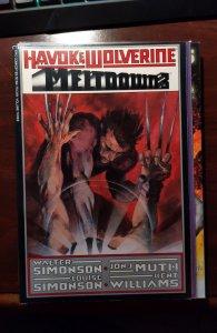 Havok & Wolverine: Meltdown #3 (1989)