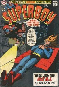 Superboy (1949 series) #166, Good+ (Stock photo)