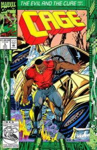 Cage #5 VF/NM; Marvel | save on shipping - details inside