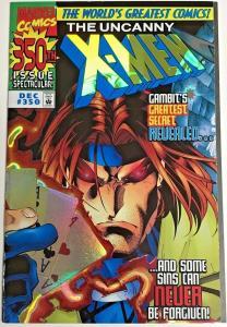 UNCANNY X-MEN#350 VF 1997 MARVEL COMICS