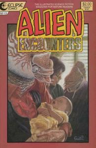 Alien Encounters (Eclipse) #13 VF/NM; Eclipse   save on shipping - details insid