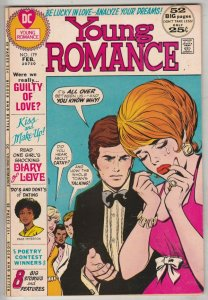 Young Romance #179 (Feb-72) NM- High-Grade
