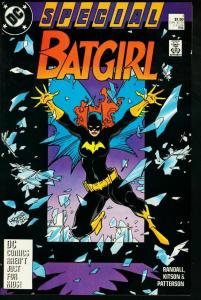 BATGIRL SPECIAL #1-ONLY ISSUE-1988-HIGH GRADE FN/VF