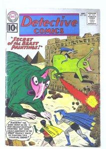 Detective Comics (1937 series) #295, VG (Actual scan)