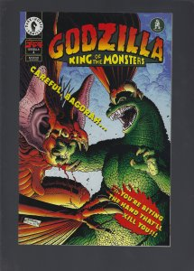 Godzilla King of the Monsters #4 (1995)
