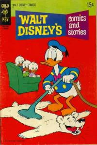 Walt Disney's Comics and Stories #353 FN; Dell   save on shipping - details insi