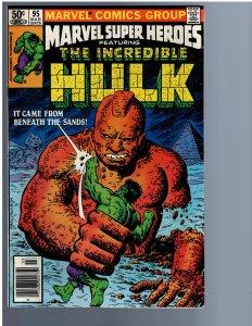 Marvel Super-Heroes #95 (1981)