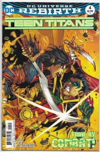 Teen Titans   vol. 6   #  4 FN/VF (Rebirth)