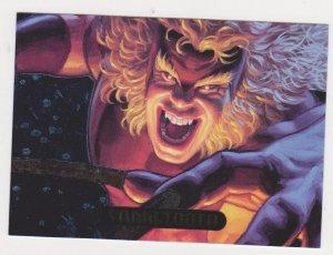1994 Marvel Masterpieces Power Blast #8 Sabretooth