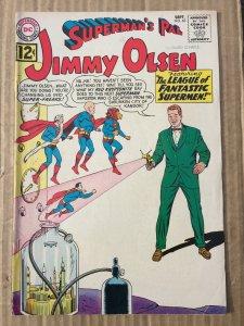 Superman's Pal Jimmy Olsen # #63