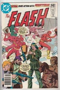 Flash, The #294 (Feb-81) NM- High-Grade Flash