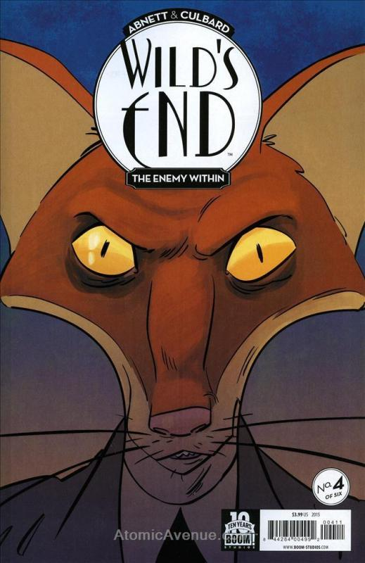 Wild's End: The Enemy Within #4 VF/NM; Boom! | save on shipping - details inside
