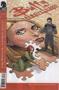 Buffy the Vampire Slayer Season Eight #3A VF/NM; Dark Horse | save on shipping -