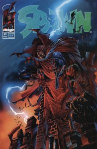 Spawn #25 VF; Image | save on shipping - details inside