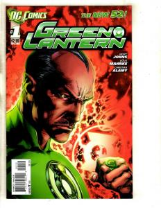 11 The New 52! Green Lantern DC Comics # 1 2 3 4 5 6 7 8(2) 9 10 Hal Jordan MF7