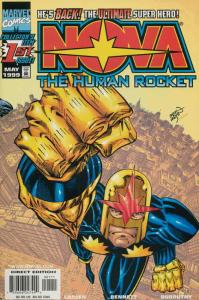 Nova (3rd Series) #1 FN; Marvel | save on shipping - details inside