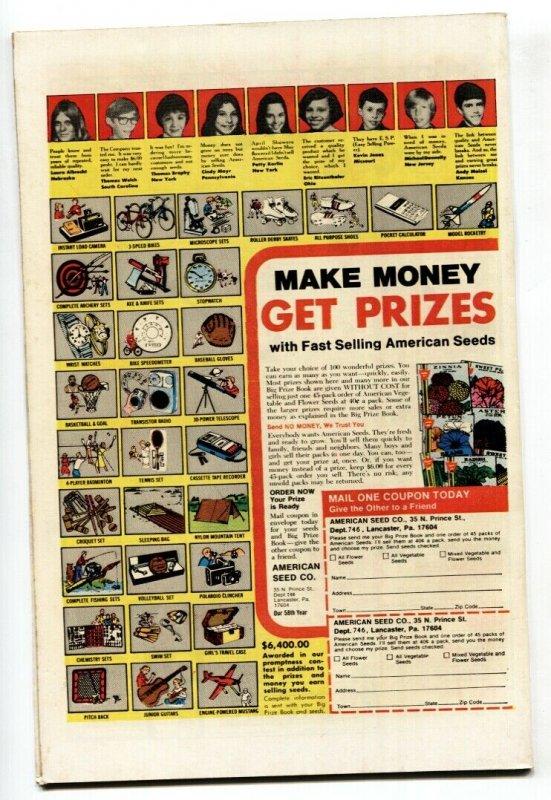 MS. MARVEL #4-1977-comic book-Bronze Age Marvel VF