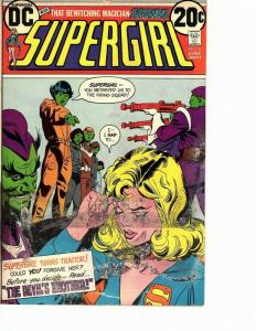 SUPERGIRL  (1972) 5 GOOD June 1973