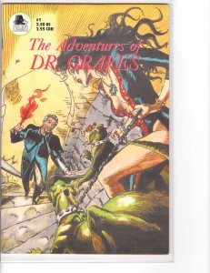 Adventure of Dr. Graves #1 VF+ (8.5)