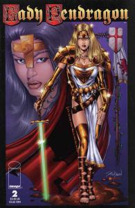 Lady Pendragon (Vol. 2) #2 VF/NM; Image | save on shipping - details inside