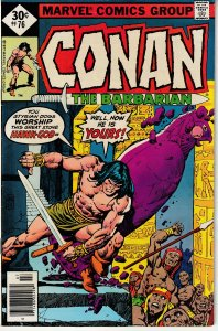 Marvel's Conan The Barbarian(Vol 1) # 76,99,101,262-263