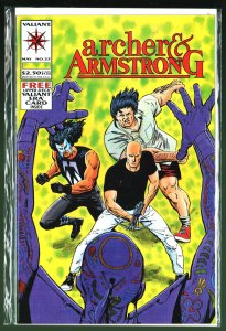 Archer & Armstrong #22 (1994)
