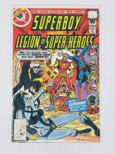 Superboy and the Legion of Super-Heroes #246 (1978)