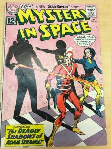 Mystery In Space #80 VG