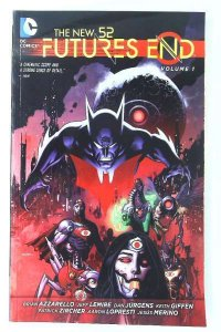New 52: Futures End Trade Paperback #1, NM (Stock photo)