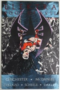 ELEKTRA #2, NM, Root of Evil, Chichester, Marvel, 1995, more in store