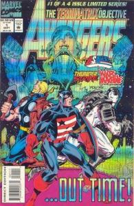 Avengers: The Terminatrix Objective #1, VF+ (Stock photo)