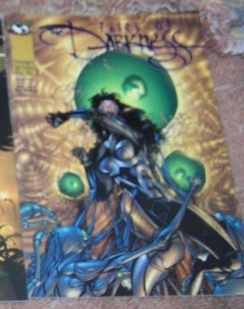 Tales Of The Darkness 2 Jun 1998 Image TOP COW SILVESTRI