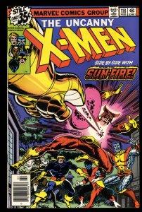 X-Men #118 VF+ 8.5 Marvel Comics 1st Mariko Yashida!
