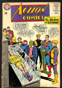 Action Comics #318 (1964)