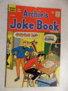 ARCHIE'S JOKE BOOK # 120 ARCHIE JUGHEAD VERONICA BETTY RIVERDALE CARTOON