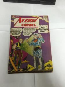 Action Comics 249 4.5 Very Good + Vg+ Lex Luthor