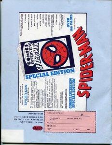 Comics Revue #59 1991-Phantom-Flash Gordon-Spider-man-Modesty Blaise-Batman-G