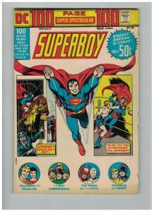 DC 100 PAGE SUPER SPECTACULAR DC-15 G+ SUPERBOY,BOY COM