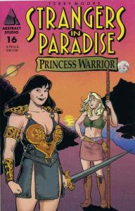 Strangers in Paradise (3rd Series) #16 VF/NM; Image | save on shipping - details