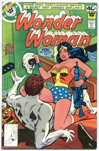 Wonder Woman #256 1979- Whitman variant F/VF